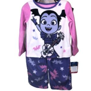Vampirina Fleece Pajama Set